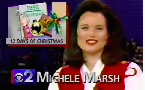 WCBS-TV – Channel 2 News at 11:00 – 1992 Newscast (also a focus on the Chyron of the time)