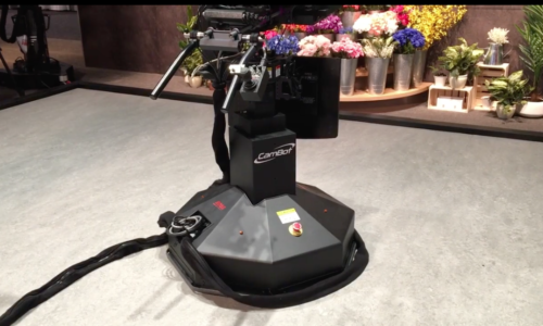 Take Me Back Tuesday: 2019 NAB Show (Ross' CamBot)