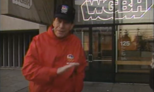 Insider Clips – WGBH's TOCN – 1988 (Producer Leaves)