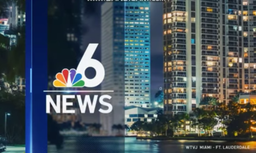"""WTVJ's Gone Into the """"Groove""""…"""